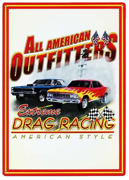 画像1: ドラッグレース★アメリカンマッスルカー・DRAG RACING...  ドラッグレース
